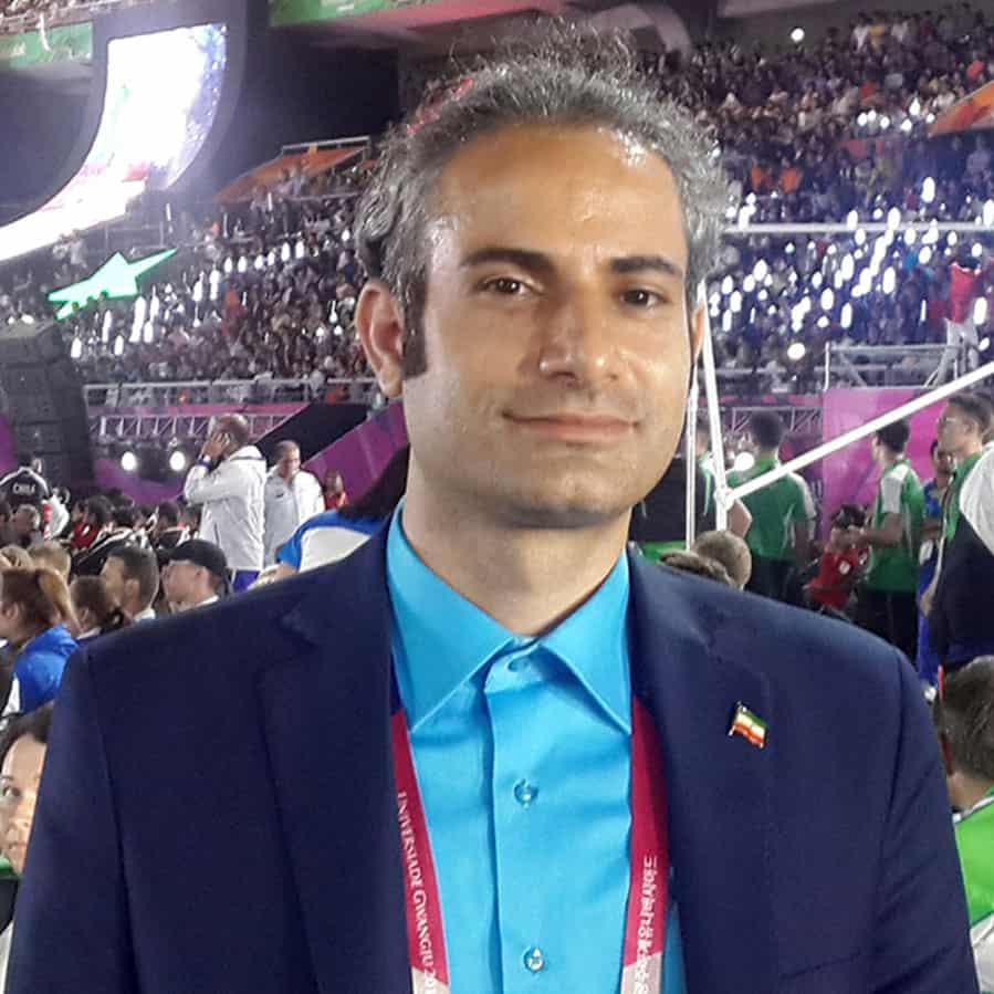دکتر روح الله نوریان متخصص طب ورزشی