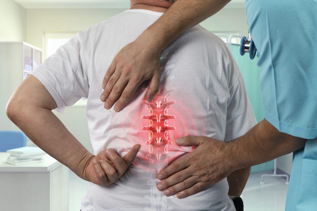 درمان سندروم شکست جراحی دیسک کمر توسط دکتر سیامک مرادی فوق تخصص درد در کلینیک درد تهران
